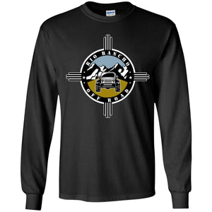 Rio Rancho Off Road JK G240B Gildan Youth LS T-Shirt