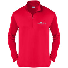 Load image into Gallery viewer, All Aspects Property silver embroidered ST357 Sport-Tek Competitor 1/4-Zip Pullover