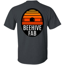 Load image into Gallery viewer, BeehiveFAB 2-sided print G500B Gildan Youth 5.3 oz 100% Cotton T-Shirt