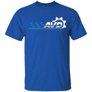 Advanced Vehicle Dynamics G500B Gildan Youth 5.3 oz 100% Cotton T-Shirt