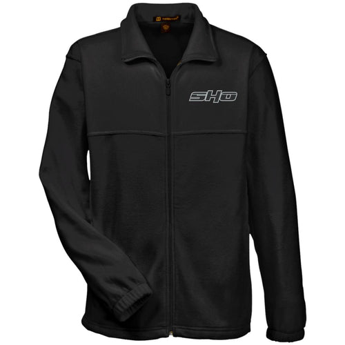 SHO embroidered M990 Harriton Fleece Full-Zip