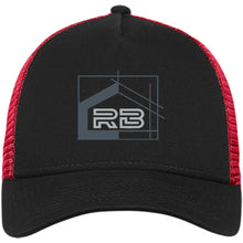 Load image into Gallery viewer, Rullo embroidered logo NE205 New Era® Snapback Trucker Cap
