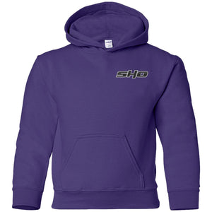 SHO 2-sided print G185B Gildan Youth Pullover Hoodie