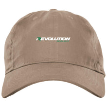 Load image into Gallery viewer, Revolution embroidered BX001 Brushed Twill Unstructured Dad Cap