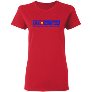 EPIC CO G500L Ladies' 5.3 oz. T-Shirt
