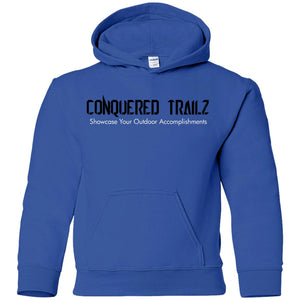 CT Badge: Youth Hoodie
