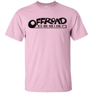 Offroad Design black logo G200B Gildan Youth Ultra Cotton T-Shirt