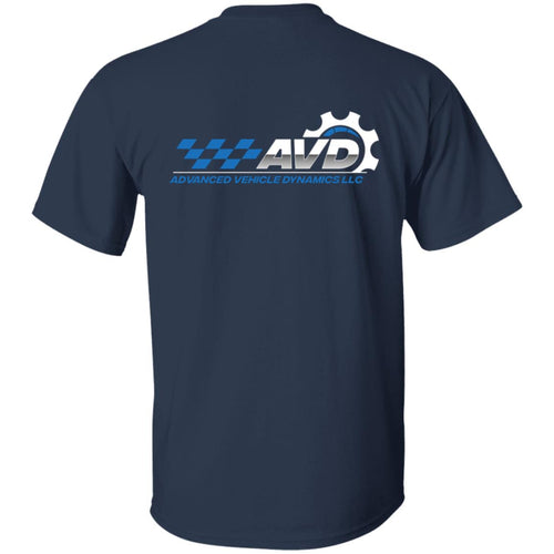 AVD 2-sided print G500 Gildan 5.3 oz. T-Shirt