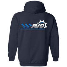 Load image into Gallery viewer, AVD 2-sided print G185 Gildan Pullover Hoodie 8 oz.