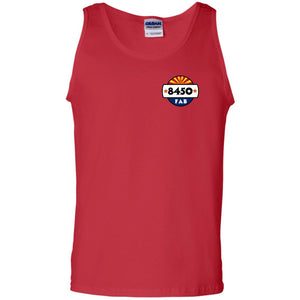 8450 Fabrication 2-sided print G220 100% Cotton Tank Top