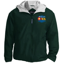 Load image into Gallery viewer, CWA embroidered logo JP56 Port Authority Team Jacket