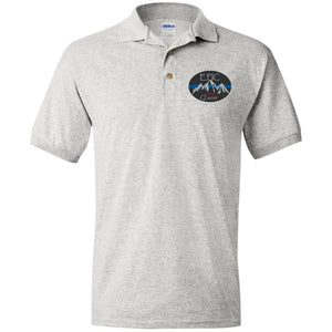 EPIC 4x4 Quest embroidered logo G880 Gildan Jersey Polo Shirt