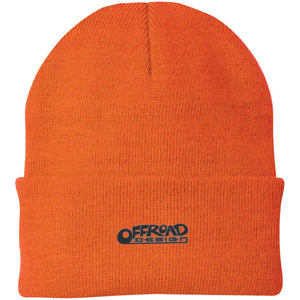 Offroad Design embroidered logo CP90 Port Authority Knit Cap