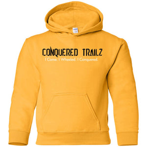 CT Shield: Youth Hoodie