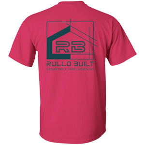 Rullo 2-sided print G500B Gildan Youth 5.3 oz 100% Cotton T-Shirt