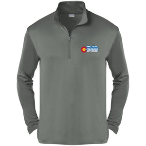 Colorado Off Road embroidered logo ST357 Sport-Tek Competitor 1/4-Zip Pullover