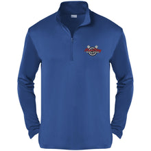 Load image into Gallery viewer, Sin City embroidered ST357 Sport-Tek Competitor 1/4-Zip Pullover