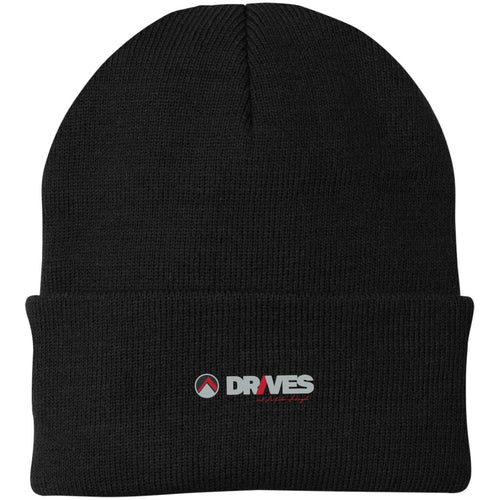 Drives at Mile High embroidered logo CP90 Port Authority Knit Cap