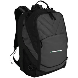 Revolution embroidered BG100 Port Authority Laptop Computer Backpack