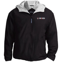 Load image into Gallery viewer, Drives at Mile High embroidered logo JP56 Port Authority Team Jacket