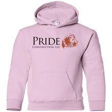 Load image into Gallery viewer, Pride G185B Gildan Youth Pullover Hoodie