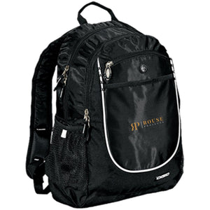Rouse Projects - Gold & Silver embroidered 711140 OGIO Rugged Bookbag