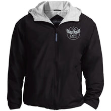 Load image into Gallery viewer, Lyft Off Road silver embroidered JP56 Port Authority Team Jacket