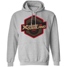 Load image into Gallery viewer, Xtreme Overland G185 Gildan Pullover Hoodie 8 oz.