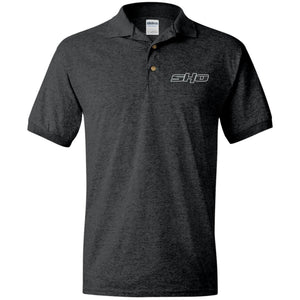 SHO embroidered G880 Gildan Jersey Polo Shirt