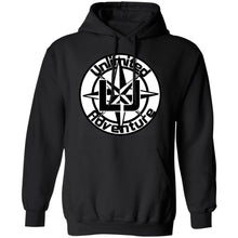 Load image into Gallery viewer, ULJA B&W G185 Gildan Pullover Hoodie 8 oz.