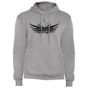 COPS Wings PC78H Core Fleece Pullover Hoodie
