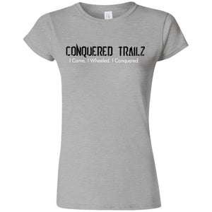 CT Shield: Ladies' Fitted Tee