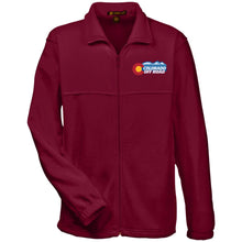 Load image into Gallery viewer, Colorado Off Road embroidered logo M990 Harriton Fleece Full-Zip