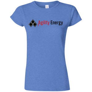 Agility Energy G640L Gildan Softstyle Ladies' T-Shirt