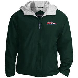 MaxTorq embroidered logo JP56 Port Authority Team Jacket
