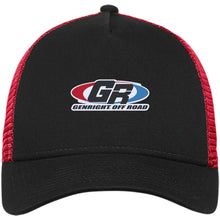 Load image into Gallery viewer, GenRight embroidered logo NE205 New Era® Snapback Trucker Cap
