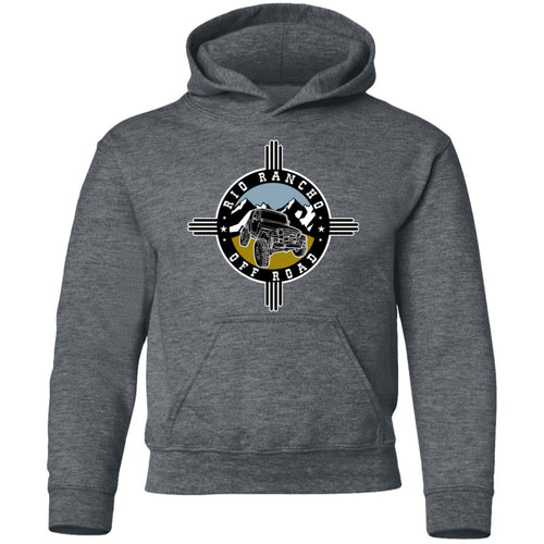 Rio Rancho Off Road G185B Gildan Youth Pullover Hoodie
