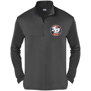 3D Offroad embroidered ST357 Sport-Tek Competitor 1/4-Zip Pullover
