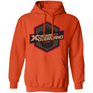 Xtreme Overland G185 Gildan Pullover Hoodie 8 oz.