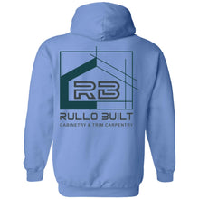 Load image into Gallery viewer, Rullo 2-sided print G185 Gildan Pullover Hoodie 8 oz.