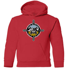 Load image into Gallery viewer, Rio Rancho Off Road JK G185B Gildan Youth Pullover Hoodie