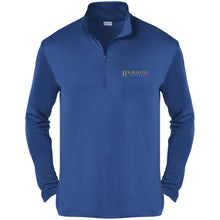 Load image into Gallery viewer, Rouse Projects - Gold & Silver embroidered ST357 Sport-Tek Competitor 1/4-Zip Pullover