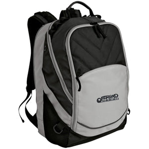 Offroad Design embroidered logo BG100 Port Authority Laptop Computer Backpack