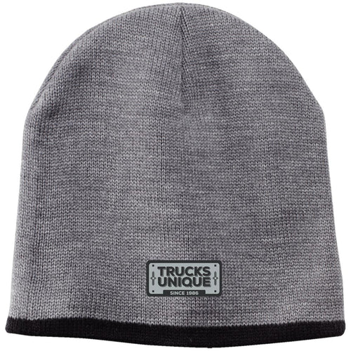 Trucks Unique black & silver embroidered logo CP91 100% Acrylic Beanie