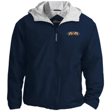 Load image into Gallery viewer, Scorpion embroidered logo JP56 Port Authority Team Jacket