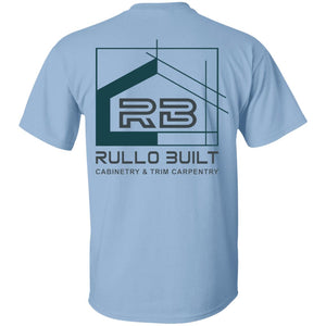 Rullo 2-sided print G500 Gildan 5.3 oz. T-Shirt