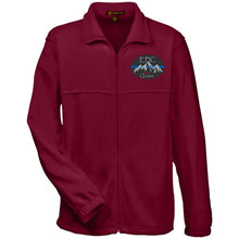Load image into Gallery viewer, EPIC 4x4 Quest embroidered logo M990 Harriton Fleece Full-Zip