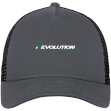 Load image into Gallery viewer, Revolution embroidered NE205 New Era® Snapback Trucker Cap