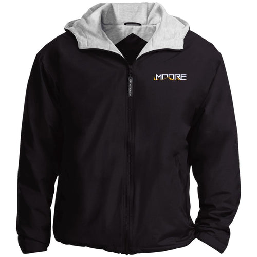 MOORE embroidered logo JP56 Port Authority Team Jacket