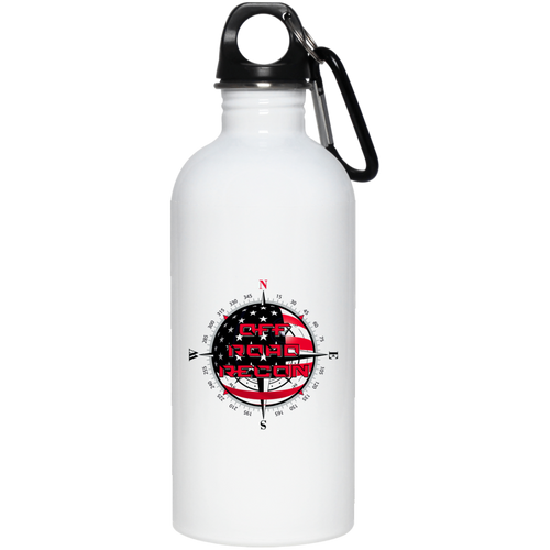 Off-Road Recon dye sub 23663 20 oz. Stainless Steel Water Bottle